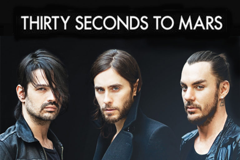 "Фото Концерт группы ""Thirty Seconds To Mars"" в СПб 27 апреля 2018"